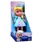 "Jakks Pacific Disney Frozen Toddler Elsa 3"" Mini Doll"