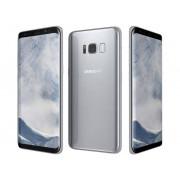 "Samsung Smartphone Samsung Galaxy S8 Sm G950f 64 Gb 4g Lte Wifi 12 Mp Dual Pixel Octa Core 5.8"" Quad Hd+ Super Amoled Artic Silver 24 Mesi Garanzia Ufficiale Samsung Italia"