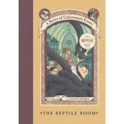 A Series of Unfortunate Events #2: The Reptile Room, Hardcover