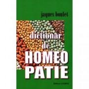 Dictionar de homeopatie Editia a 2-a actualizata si adaugita