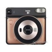 Aparat foto analog Fujifilm Instax Square SQ6, auriu