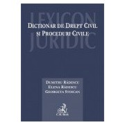 Dictionar de drept civil si proceduri civile.