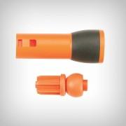 Maner si buton portocaliu pentru foarfecile 115360 si 115400