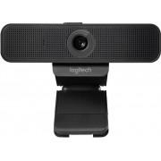 Logitech C925E Full HD-webcam 1920 x 1080 pix Standvoet, Klemhouder