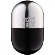 Carolina Herrera 212 VIP Men Pills Eau de Toilette para homens 20 ml