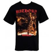 tricou stil metal Bathory - Hammerheart - PLASTIC HEAD - PH5419