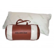 Cuscino in Fibra di BAMBOO anticervicale ipoallergenico