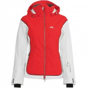 J.Lindeberg Women Jacket Sitkin racing red