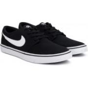 Nike NIKE SB PORTMORE II SOLAR CNVS Sneakers For Men(Black)
