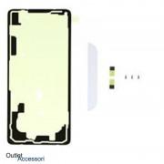 Set Completo Adesivi Biadesivo Samsung Galaxy S10 PLUS G975 G975F Impermeabile Sigilli Riparazione Scocca