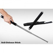 KUDOS FOLDING ROD IRON STICK PADDED HANDLE SECURITY GUARD GIRLS SELF DEFENCE