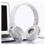 Extra Bass Wireless Headset Bluetooth Stereo Headphone for Sony MDR-XB950B White