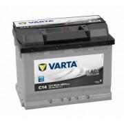 Varta Black - 12v 56ah - autó akkumulátor - jobb+ (5564000483122)