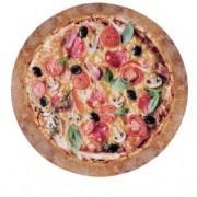 Mouse Pad Pizza Formato Fatia Brotinho