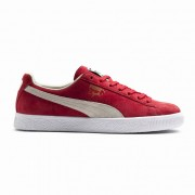 Puma Clyde red
