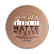 Maybelline Dream Matte Mousse Foundation 048 Sun Beige Spf 15 18ml