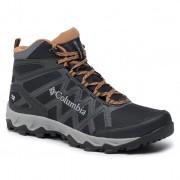 Туристически COLUMBIA - Peakfreak X2 Mid Outdry BM0828 Black/Elk 010