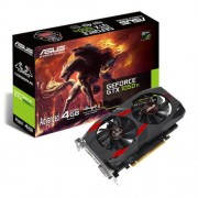 ASUS GeForce GTX 1050 Ti Cerberus OC 4GB DDR5