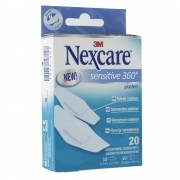 3M NEXCARE SENSITIVE 360° PANSEMENTS X20