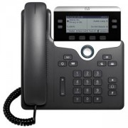 IP телефон Cisco IP Phone 7841 with Multiplatform Phone firmware, CP-7841-3PCC-K9=
