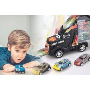 Beijing Jianshuaizhilong Commerce and Trading Co Ltd T/A MBLogic £9.99 instead of £29.99 (from My Brand Logic) for a cargo truck toy set - choose from four colours and save 67%