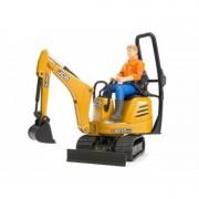 Bruder excavator micro JCB