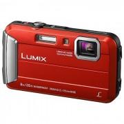 Aparat foto Panasonic DMC-FT30EP-R 16.1 MP Rosu