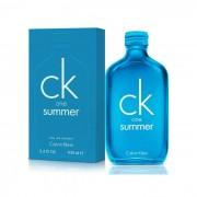 Calvin klein ck one summer edition 100 ml eau de toilette profumo unisex uomo donna