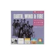 Box CD: Original Album Classics Earth Wind & Fire Importado
