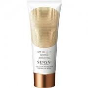 SENSAI Cuidado para el sol Silky Bronze Cellular Protective Cream For Body SPF 30 150 ml