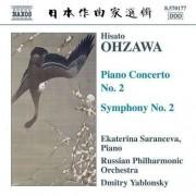 Ohzawa - Symphony No.2 (0747313017775) (1 CD)
