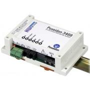 Modul monitorizare IP temperatura/umiditate HW GRUOP 600349 Poseidon 3468, intrari digitale, iesiri releu