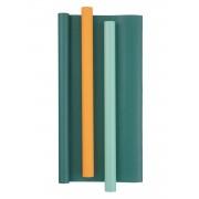 HEMA 3-pak Kaftpapier - Groen