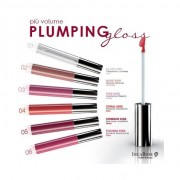 Incarose plumping gloss colore 01 glass