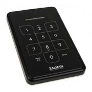 Rack extern Zalman SHE500 USB 3.0 Black