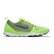 Tenis Training Hombre Nike Free Train Versality-Verde