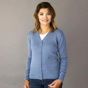 femeiesc pulover Willsoor 8132 în albastru culoare