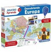 Mapa Geografico Descubre Europa - Clementoni