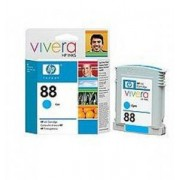 HP 88 Large Cyan ( C9391AE ) Ink Cartridge for Officejet Pro K550 Colour