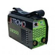 Aparat de sudura Invertor STROMO Campion SW 250 250 Ah Electrod 1.6- 4mm Accesorii incluse