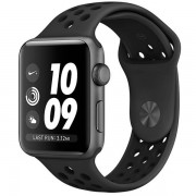 Умные часы APPLE Watch Series 3 Nike+ 42mm Grey Space with Anthracite/Black Sport Band MQL42RU/A
