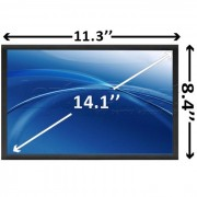 Display Laptop Dell INSPIRON E1405 14.1 inch 1440x900 WXGA+ CCLF - 1 BULB