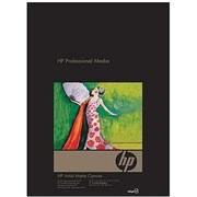 Hartie HP Canvas Matt, A3, 25 foi