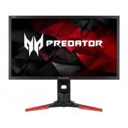 Acer Predator XB271HUbmiprz LED-monitor 68.6 cm (27 inch) Energielabel B 2560 x 1440 pix WQHD 4 ms DisplayPort, HDMI, USB 3.0 IPS LED