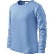 ADLER Long Sleeve 160 Dětské triko 12115 nebesky modrá 158