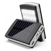 Power bank – baterie externa 20000 mAh MRG L341, Dual USB, Lanterna