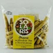 Grisine din faina integrala cu seminte chia si faina de quinoa 100gr SOLARIS