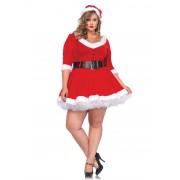 Leg Avenue Miss Santa 3X-4X
