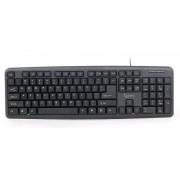 Tastatura KB U 103 Gembird, 104 taste, USB, tehnologie cu fir