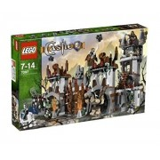 Lego Castle 7097 Trolls Mountain Fortress